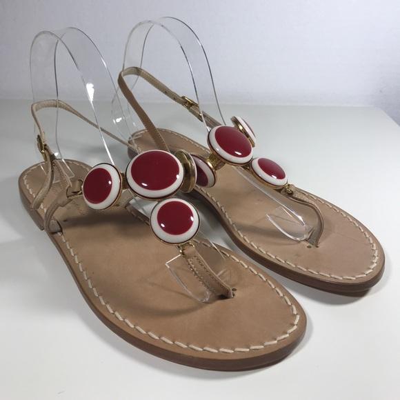Italy L'arte In Poshmark Del Made ShoesCapri Handmade Sandals mNn80w